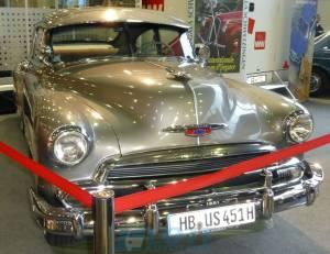 Chevy Silber