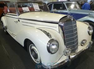 Mercedes Benz a cabrio