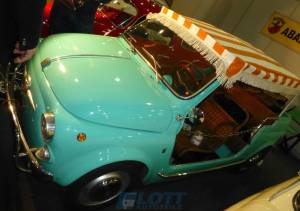 Fiat 500 Beach