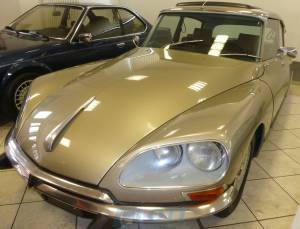 Citroen DS Goettin