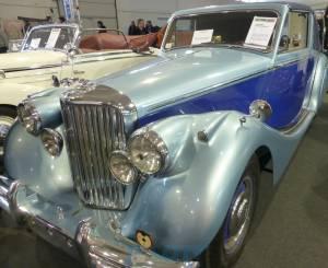 Jaguar MK V cabrio