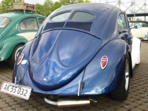 Ovali Käfer aus Dänemark