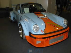 Porsche 911 Gulf Tech