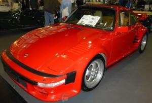 Porsche 911 Rot