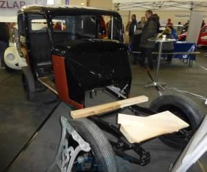 Ford Rohbau T-Modell