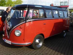 T1 Samba Fensterbus