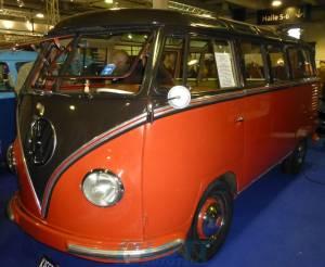 VW Samba Original