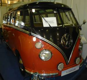 VW Typ 242 Samba
