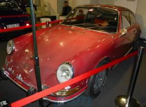 Porsche 911 Patina