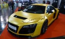 Audi R8 Livani