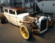 Opel geschoppt
