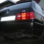Tolle kombination aus E30 Touring und M3 Technik E36