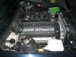 M3 Herzstück im E30