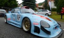 Porsche beim Ibergrennen