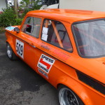 NSU TT im Orange