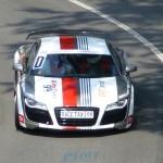 Rundstreckenfahrzeug Audi R8