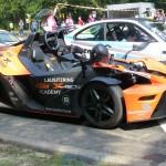 Rennmaschine KTM X-Bow