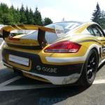 sehr schneller Porsche Gt3 RS