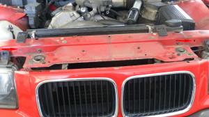 Kühlerschutz BMW E36 316i