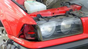Frontscheinwerfer BMW E36 316i Beifahrerseite