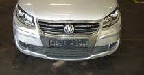 Fahrzeugfront VW Touran